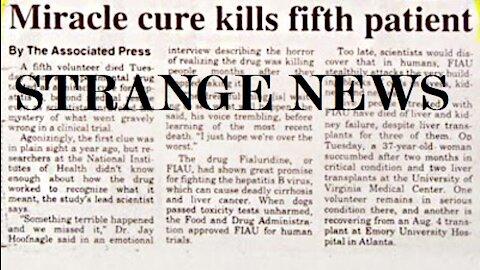 Strange News - January 5, 2020