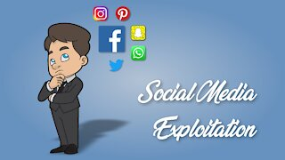 Social Media Exploitation