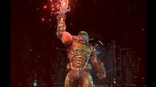 Doom Eternal free next-gen upgrade coming June 29