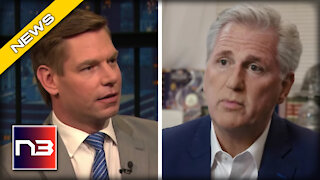 BOOM! Kevin McCarthy Just Filed Papers Making Eric Swalwell's Worst Nightmare Come True