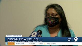 Native American boarding school in Arizona