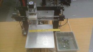 SOUTH AFRICA - Durban - 3D Food Printer (Video) (fsx)