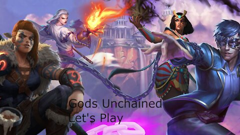 Gods Unchained Let's Play