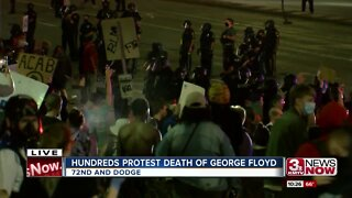 Omaha protest held after death of George Floyd