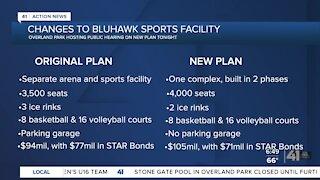 BluHawk modifies plans