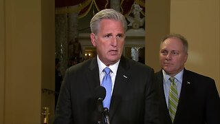 Republican response to impeachment inquiry announcement