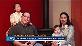 Grothman working to bring Wisconsin family home