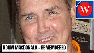 LEGENDARY Comedian Norm MacDonald Remembered, Comedian Dead At 6