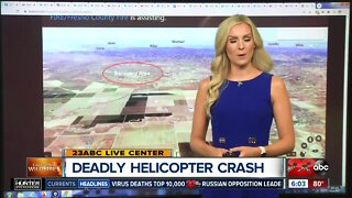 Deadly helicopter crash