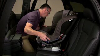 Is your child's car seat safe? Experts urge parents to take precaution observing Child Passenger Week