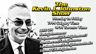 The Kevin J. Johnston Show 9/22/2021