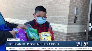 Give a Child a Book