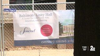 Groundbreaking ceremony held for Baltimore community center