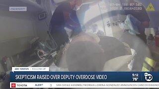 Skepticism raised over San Diego deputy's fentanyl overdose video