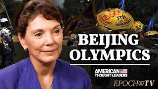 Reggie Littlejohn: Beijing Olympics in 2022 'Akin to 1936' Games in Nazi Germany   CLIP