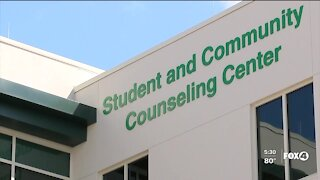Student mental health concern