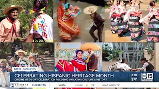 Hispanic Heritage Month: Origins of the Latinx culture and history