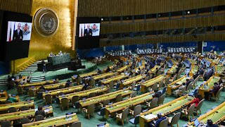 U.N. Head Calls Out World Leaders On Vaccine Selfishness