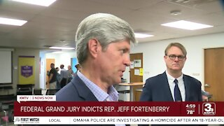 Rep. Jeff Fortenberry formally charged with scheme to deceive federal investigators