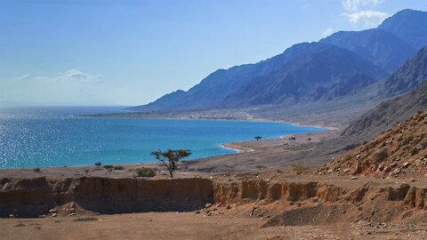 Nuweiba on the Gulf of Aqaba
