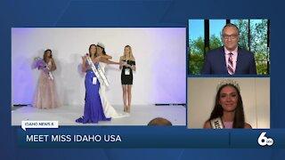 Miss Idaho USA 2022