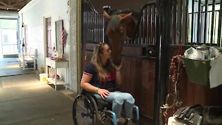 Loxahatchee Paralympian athlete paving the way to Tokyo
