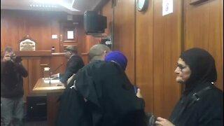 Killers of PE community police forum founder jailed for life (Ek3)