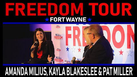 Freedom Tour Indiana: Making The Plot Against the President
