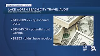 Lake Worth Beach travel expenses audited by Palm Beach County inspector general