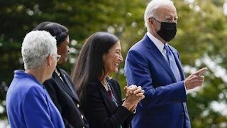 President Biden Declares Indigenous Peoples' Day