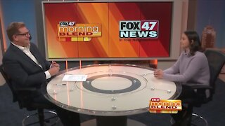 FOX47 News Lauren Shields - 10/25/21