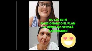 Sonia Bazán - No les está funcionando la cacunación -Testimonio real de Melissa Pereiañez