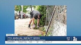 7th annual Impact Week