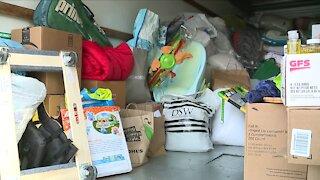 Beachwood Donation Afghan