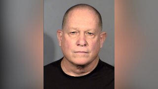 Former CCSD officer pleads guilty after making threats against Sisolak, Biden