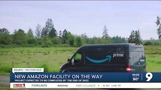 Amazon to open new distribution center in Marana