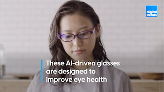 Artificial Intelligence driven glasses