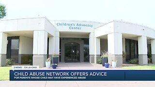 Child Abuse Network offers advice for parents whose child may have experienced abuse