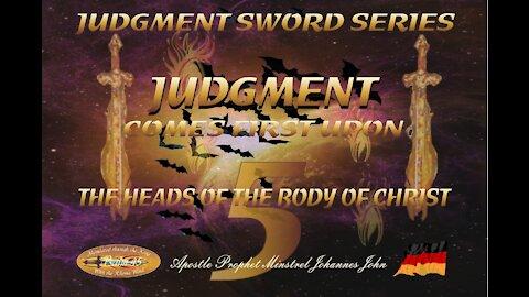 Judgment Sword Series 5