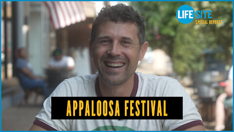 Music and Mass celebrated at family-friendly Appaloosa Festival in Virginia