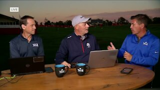 Highlights from day 3 preps for the Ryder Cup