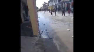Devastating 7.2 Magnitude Earthquake in Haiti