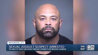Man wanted after Mesa sex assaults arrested