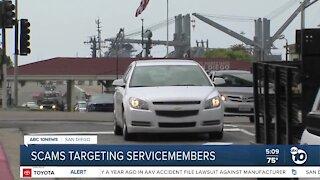 AG Rob Bonta warns San Diegans of scams targeting service members
