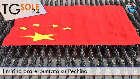 TgSole24 - 2 settembre 2021 - Il mirino ora è puntato su Pechino