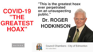 """COVID-19 - """"The Greatest Hoax"""""""