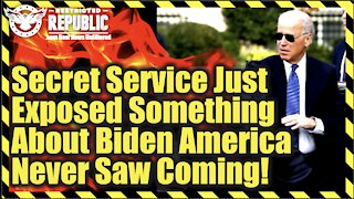 Secret Service Just Exposed Something About Biden American Never Saw Coming & Dems Are Terrified!