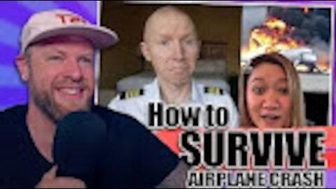 Pilot Roasts TikTok Kids Spreading Misinformation