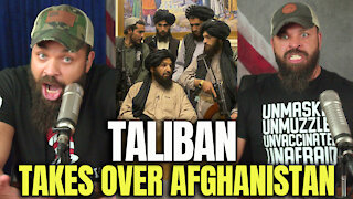 Taliban Takes Over Afghanistan