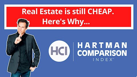 Real Estate is Still Cheap! Here's Why - with Lynette Zang
